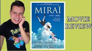 Mirai (Anime 2018) Movie Review