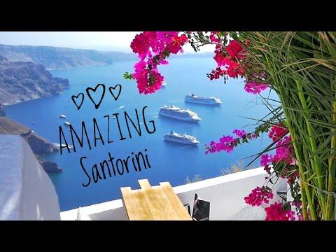 Travel Aimlessly - Part II - Santorini, Greece