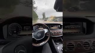 Mercedes S 350/ snap/story