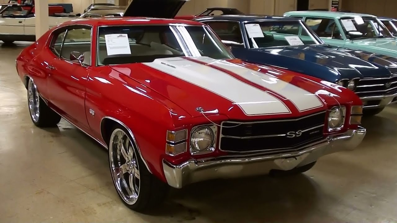 1971 chevrolet chevelle ss 454 clone youtube. Black Bedroom Furniture Sets. Home Design Ideas