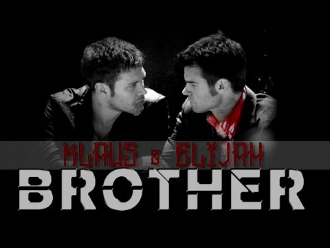 Klaus And Elijah Brother Let Me Be Your Fortress 3x22 Youtube