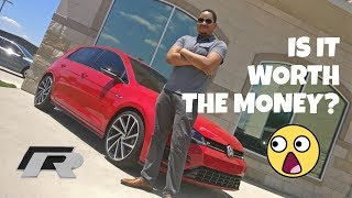 IS THE VOLKSWAGEN GOLF R WORTH THE MONEY? 42,000 Dollars for a Golf?