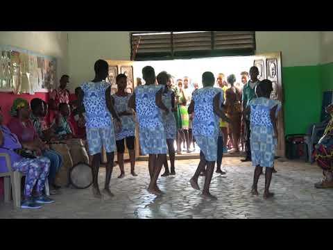 Relationship Dance at Akoma Academy - Ghana Tour May 2017