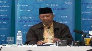 12. Kedua : Membaca 3 Qul Selepas Solat Wajib - DVD 2 : Hukum Pelajari Sihir