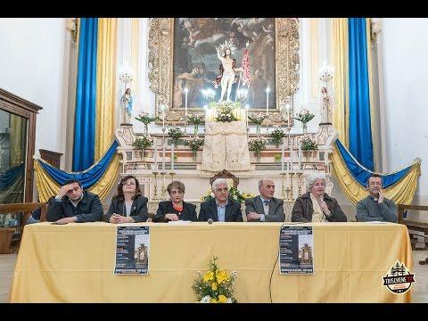 #Trischenetv L' oratorio di Santa Barbara torna al suo antico splendore