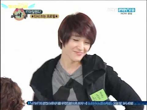 {Vietssubed}{FTVNSubland} 111029 MBC Every1 Weekly Idol - F.T Island (1/2)