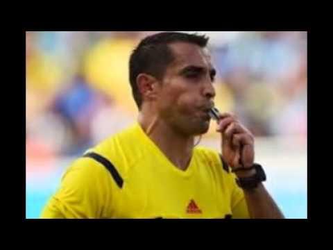 Brazil 1 Vs Germany 7, Semi Final,  Fifa World Cup 2014
