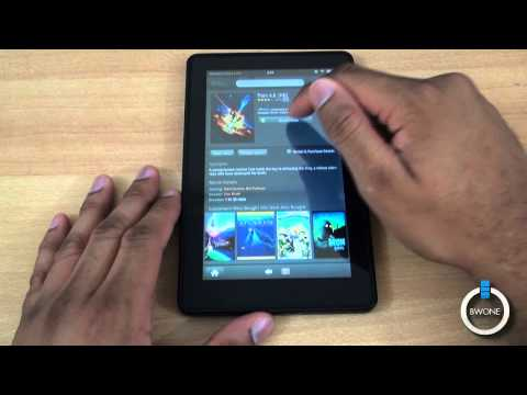 Prime Instant Video On The Amazon Kindle Fire - BWOne.com