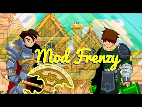 ⌠Aqw⌡ | Meeting Mods |【7 Mods Back To Back !!】
