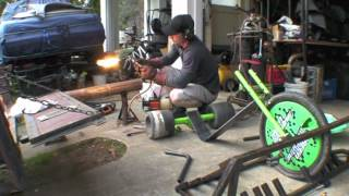 Big Wheel Build part 1