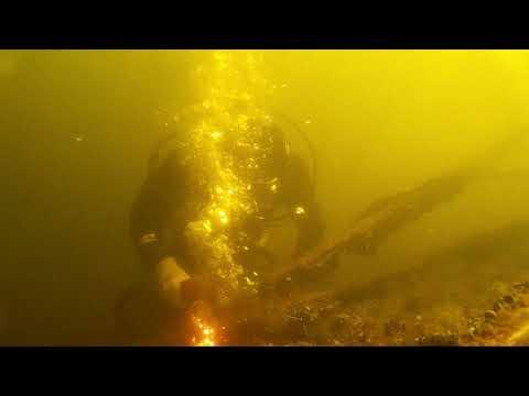 Резка металла под водой