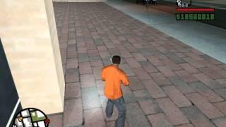 Gta San Andreas : Bölüm 1 Bilinmeyen Hile