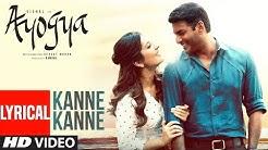 Kanne Kanne Lyrical Video Song | Ayogya | Sam C.S. | Anirudh Ravichander | Vishal, Raashi Khanna,