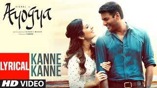 Kanne Kanne Lyrical Video Song
