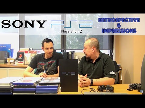 History of Consoles - Episode 10: Sony PlayStation 2