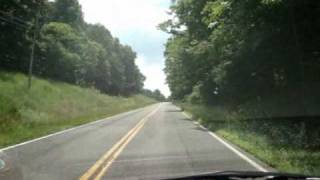 Allens Charity Bike Ride-Day 42 From Catawba to Troutville, VA & Friends We Met Part 1 of 2.wmv