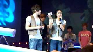 [050311] Fancam Ukiss Showcase @ Medan (naughty Xander)
