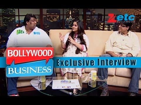 Ganesh Acharya, Vidhi Acharya, Ajay Chandok interview | Komal Nahta