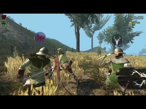 M&B Warband Chile La Guerra de los 100 Años - 4° EVENTO part 1