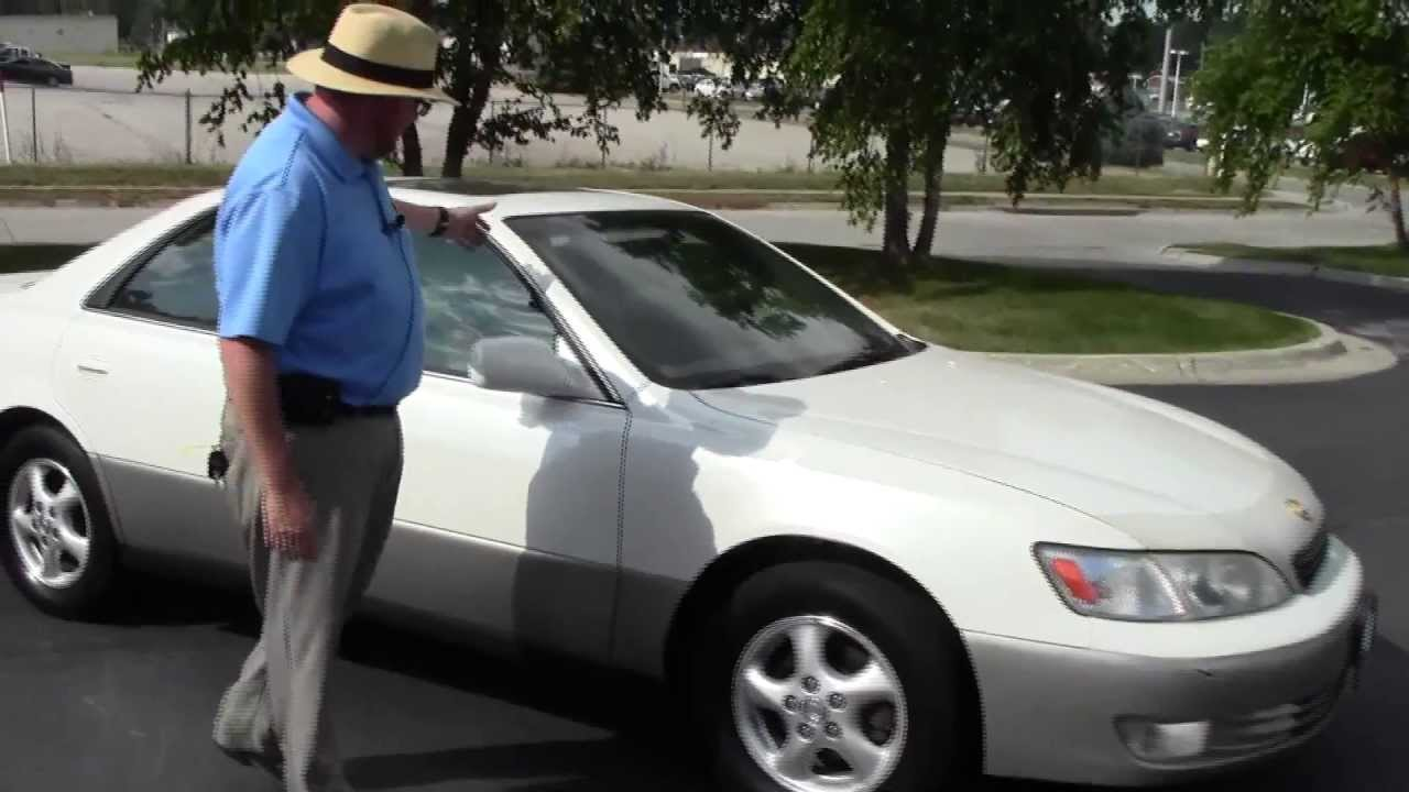 used 1999 lexus es300 for sale at honda cars of bellevue an omaha honda dealer youtube used 1999 lexus es300 for sale at honda cars of bellevue an omaha honda dealer