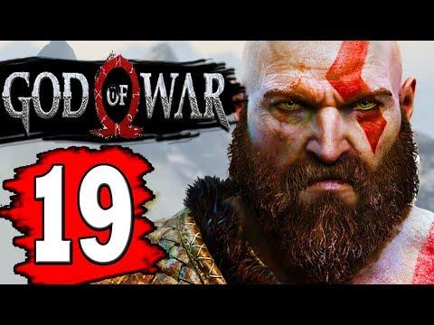 GOD OF WAR 4 Walkthrough Part 19 HAIL TO THE KING / THE FIRE OF REGINN