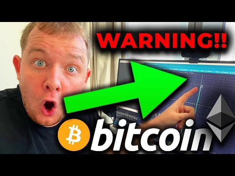 😱 WARNING 😱  BITCOIN & ETHEREUM WILL DO SOMETHING HISTORIC TODAY!!!!!!!!! [never seen before]