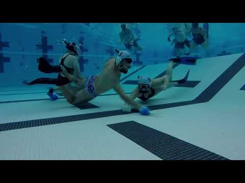 What's playing with Illinois Underwater Hockey like?