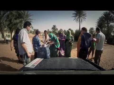 Trip to Mali (short) | 10th Budapest-Bamako | 64HP