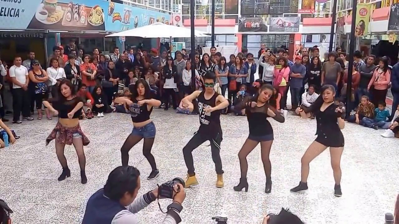 Circuito Kpop : Blackpink whistle 휘파람 dance practice boombayah