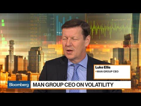 Man Group CEO Ellis on Selloff, Volatility, Bonds as a Safe Haven