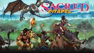 Sacred Citadel - (Coop Local) PT-BR - Primeiras impressões