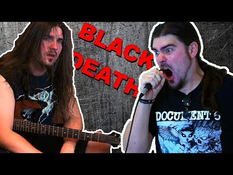 How BlackDeath Metal is made