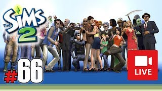 """[Archiwum] Live - Przygody Rudej Gejszy (The Sims 2)   Loker (38) - [2/2] - """"Zdrady, Krowy i basen"""""""