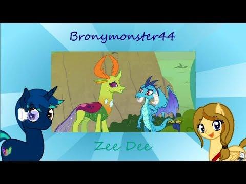 A Brony Couple Reacts - MLP Season 7 Episode 15 (Triple Threat)