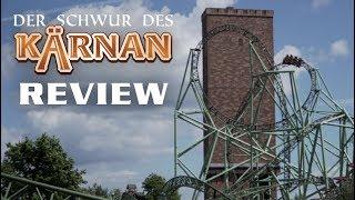 Kärnan Review (Der Schwur Des Kärnan) Hansa Park Gerstlauer Hyper Coaster