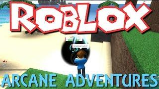 I'm a Wizard! Roblox - Arcane Adventures!