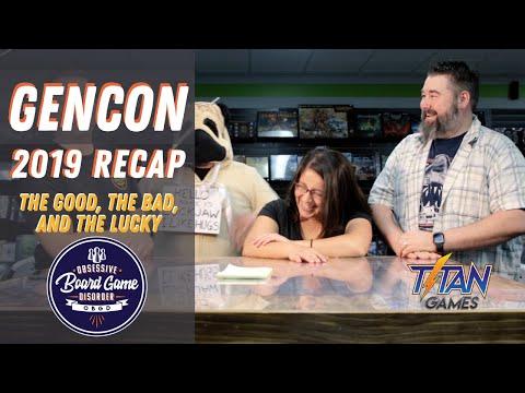 GenCon Recap 2019   Our Wins and Fails