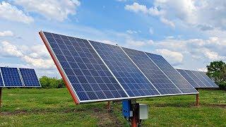 Solar Power Plant ✅ How to Earn Money on Solar Power?