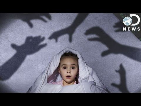 Why Do We Get Nightmares?