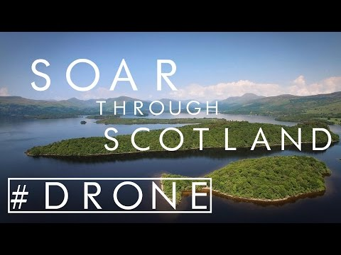 Soar Through Scotland