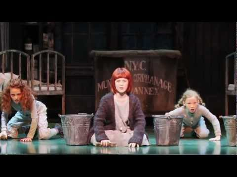 Annie the Musical - now playing in Melbourne!