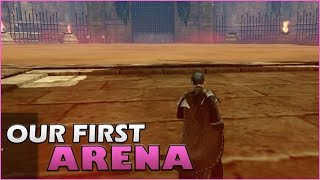 ArcheAge Gameplay | Our First Arena!