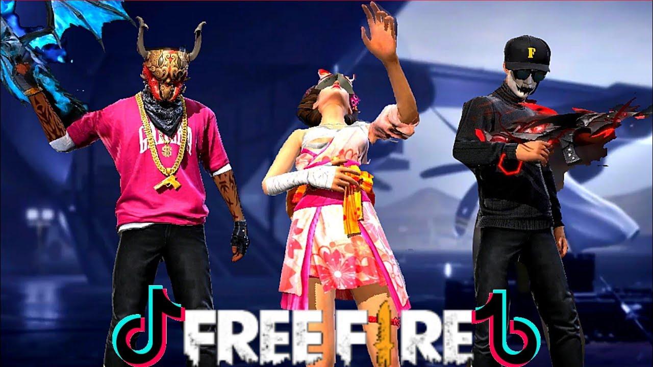 Tik Tok Free Fire Pilihan,Terbaru,Sultan,Mode RUOK Dan Kreatif (ff tiktok)