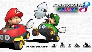 Mario Kart 8 Deluxe Online 1v1