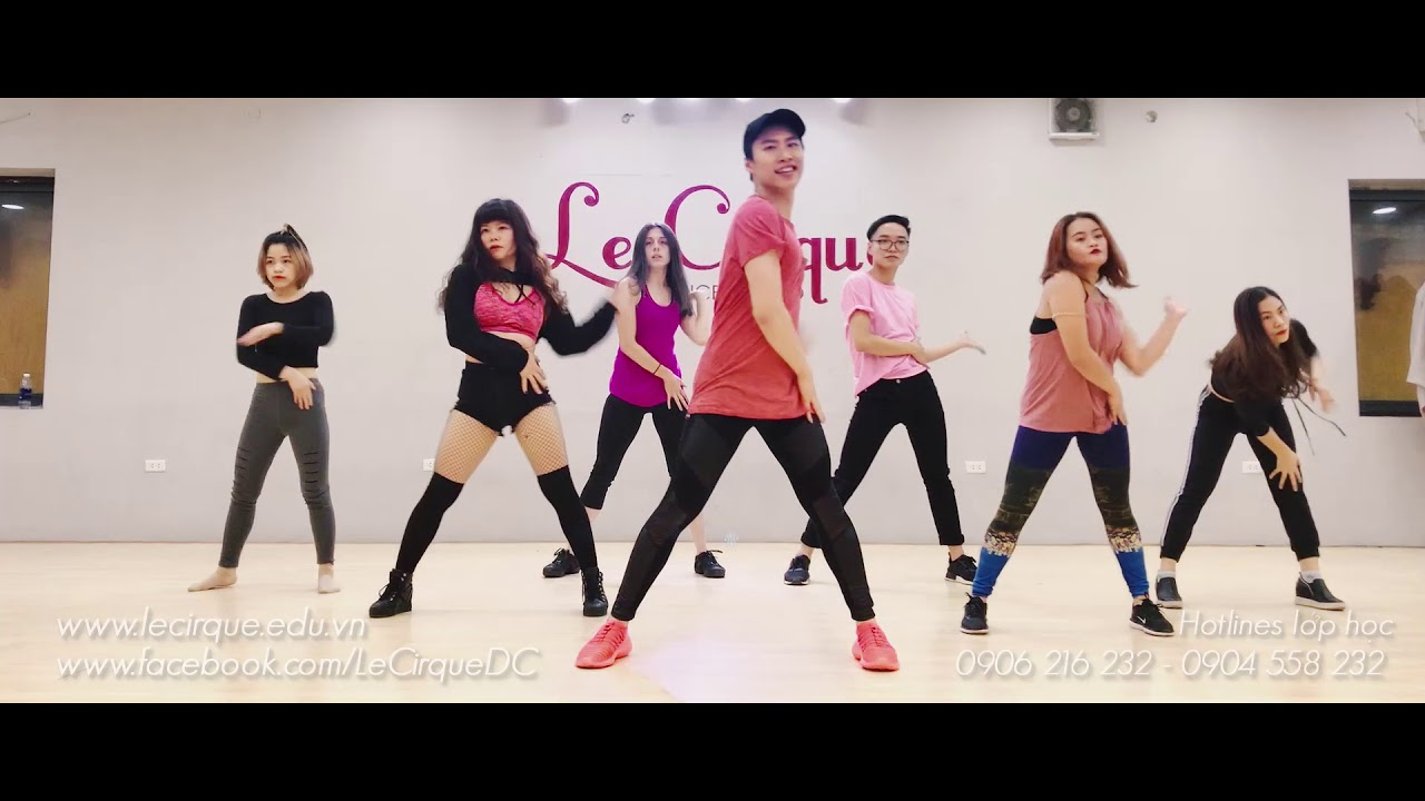 Mi Mi Mi – Serebro (Choreography Perform) | Dancing with Minhx