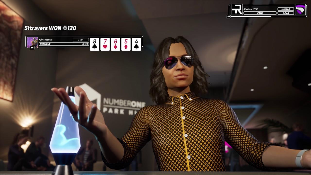 Poker Club Switch Ps4 Ps5 Xone Xsx Pc Developer Gameplay Commentary Youtube