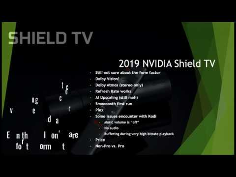 2019 NVIDIA Shield TV - Review