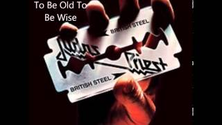 Judas Priest - British Steel (Full Album)