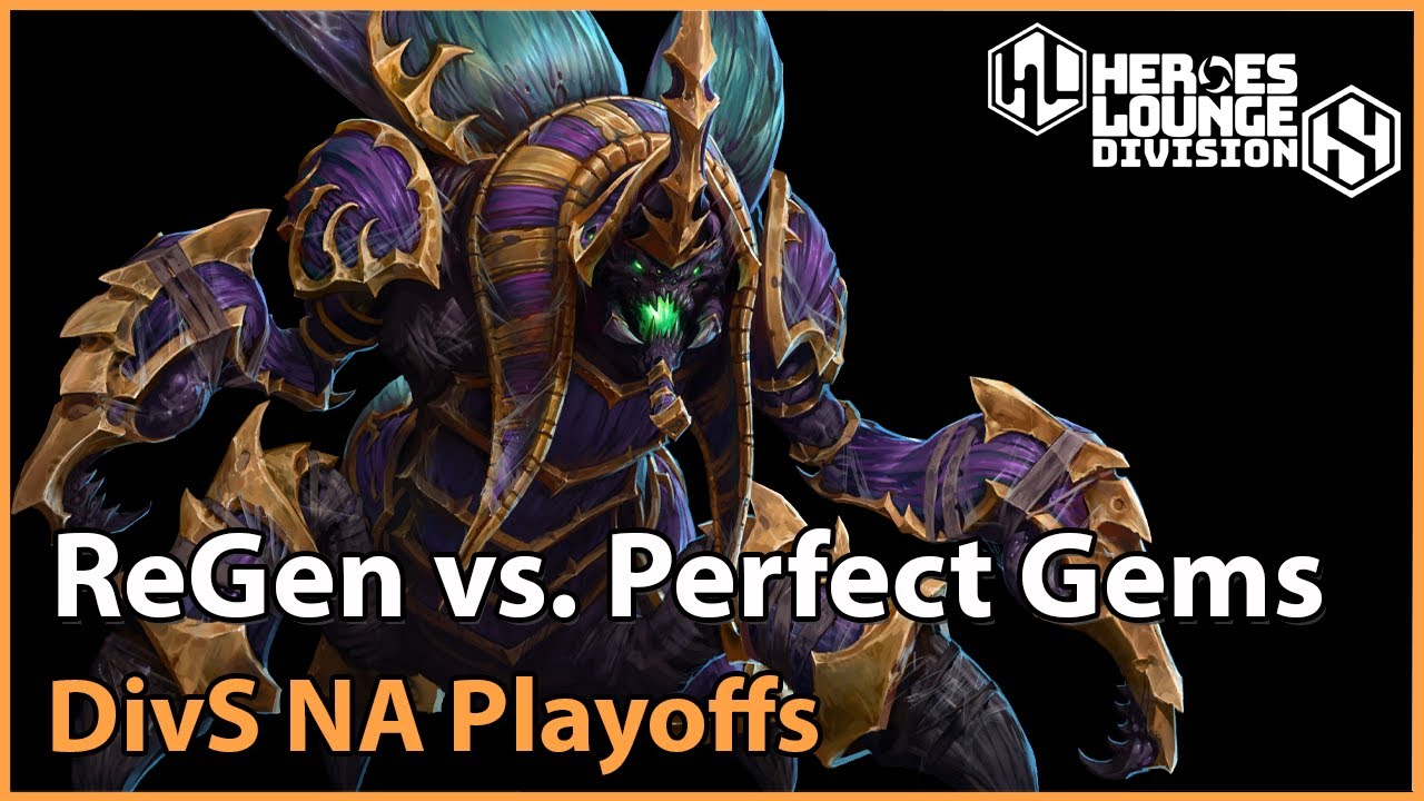 ReGen vs. Perfect Gems - Division S Na - Heroes of the Storm Esports