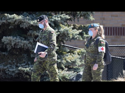 'They're dying of thirst': Advocate on military report into long-term care homes